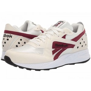 Reebok Lifestyle Pyro Chalk/Collegiate Burgundy/Black/White [Sale]