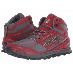 Altra Footwear Lone Peak 4 Mid Mesh Red [Sale]