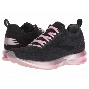 Brooks Levitate 2 Black/Grey/Rose [Clearance Sale]