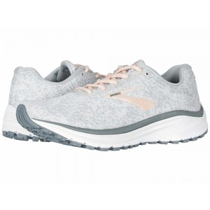Brooks Anthem 2 White/Grey/Peach [Clearance Sale]
