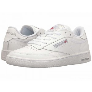 Reebok Lifestyle Club C 85 Int/White/Sheer Grey [Sale]