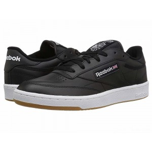 Reebok Lifestyle Club C 85 Int/Black/White/Gum [Sale]