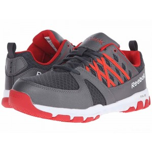 Reebok Work Sublite Work Grey/Red [Sale]