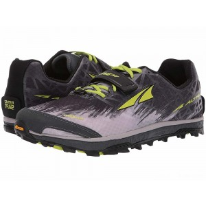 Altra Footwear King MT 1.5 Gray/Lime [Sale]