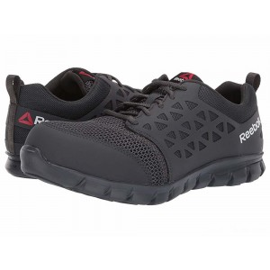 Reebok Work Sublite Cushion Work Comp Toe EH Grey [Sale]