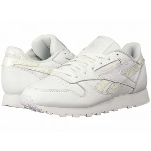Reebok Lifestyle Classic Leather White/Light Grey [Sale]