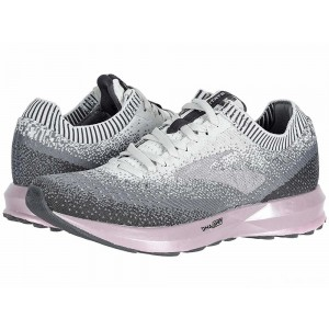 Brooks Levitate 2 Grey/Grey/Rose [Clearance Sale]