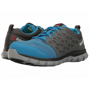 Reebok Work Sublite Cushion Work Blue/Grey [Sale]