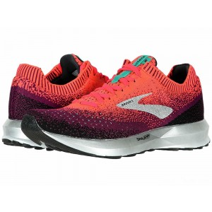 Brooks Levitate 2 Pink/Black/Aqua [Clearance Sale]