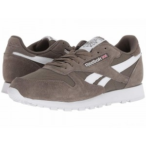 Reebok Lifestyle Classic Leather MU Terrain Grey/White [Sale]