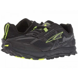 Altra Footwear Lone Peak 4 Black [Sale]