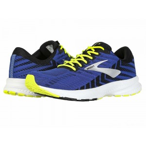 Brooks Launch 6 Blue/Black/Nightlife [Clearance Sale]
