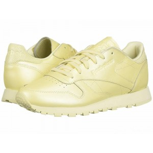 Reebok Lifestyle Classic Leather Washed Yellow [Sale]