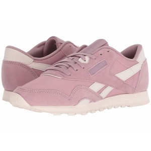 Reebok Lifestyle Classic Nylon Infused Lilac/Pale Pink [Sale]