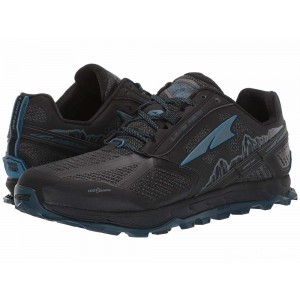 Altra Footwear Lone Peak 4 Low RSM Black/Blue [Sale]