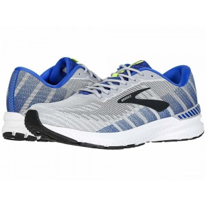 Brooks Ravenna 10 Alloy/Blue/Nightlife [Clearance Sale]