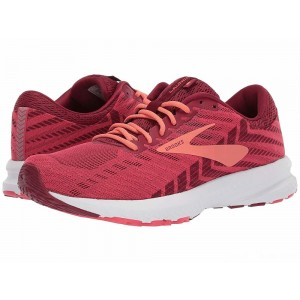 Brooks Launch 6 Rumba Red/Teaberry/Coral [Clearance Sale]