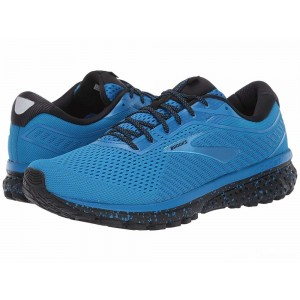 Brooks Ghost 12 Electric Blue/Black [Clearance Sale]