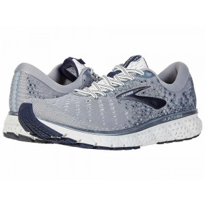 Brooks Glycerin 17 Grey/Navy/White [Clearance Sale]