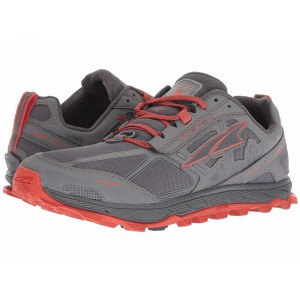 Altra Footwear Lone Peak 4 Gray/Orange [Sale]