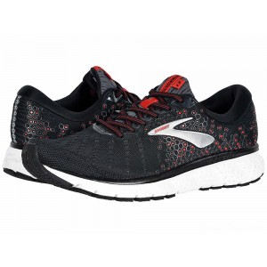 Brooks Glycerin 17 Black/Ebony/Red [Clearance Sale]